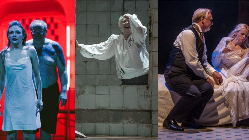 Первая, вторая и третья молодости Пушкинского театрального с альцгеймером и кремацией