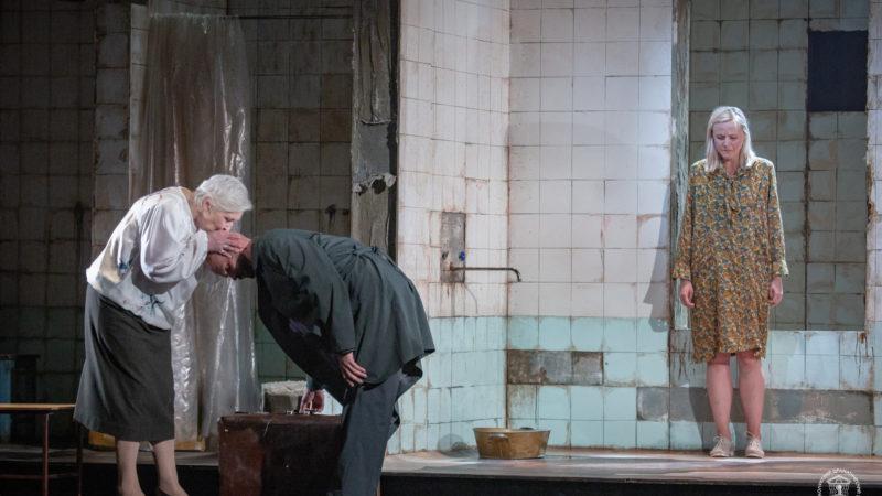 «Гроза»: баня вместо храма
