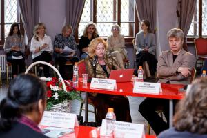 Открытая дискуссия «Национальный театр России новая стратегия»