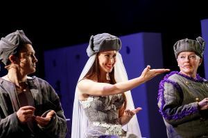 «Село Степанчиково и его обитатели» на Пушкинском театральном фестивале