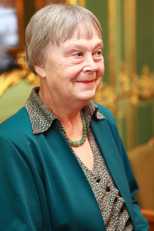 Анна Федоровна Некрылова
